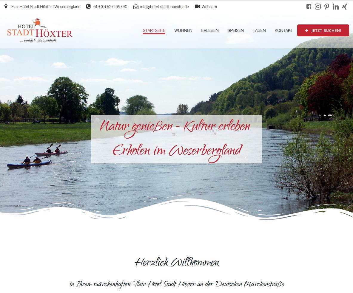Screenshot-neue-Internetseite